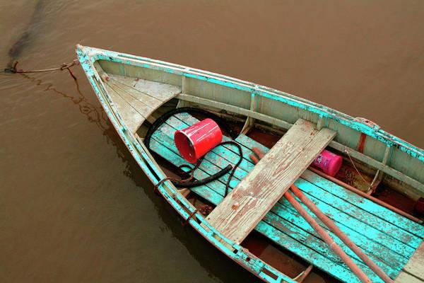 China Camp Boat Poster