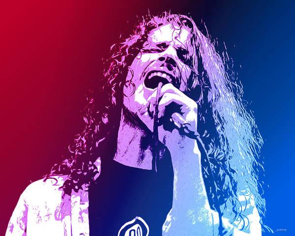 Chris Cornell 326 Poster