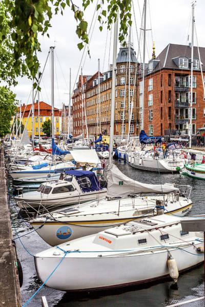 Christianshavn Kanal  Poster