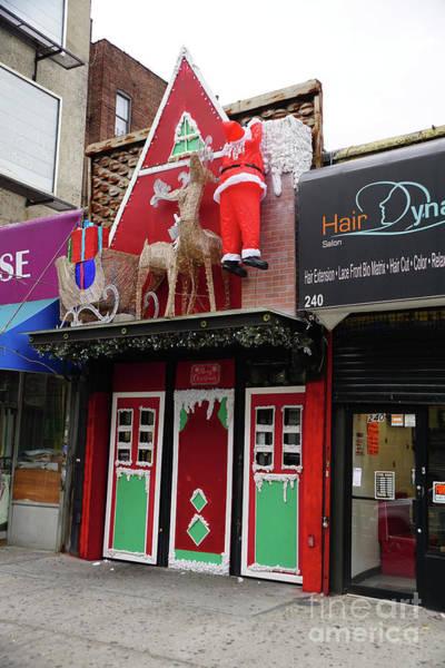 Christmas On Sherman Avenue  Poster