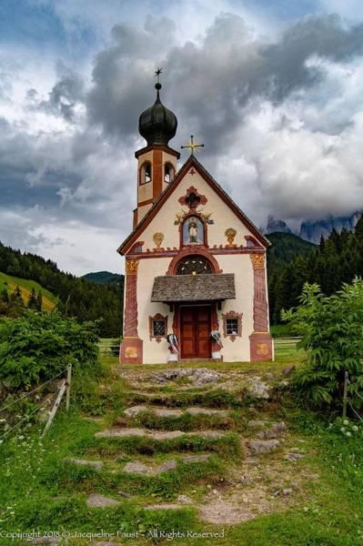 Church Of Saint Johann  Poster