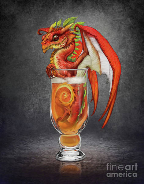Cider Dragon Poster
