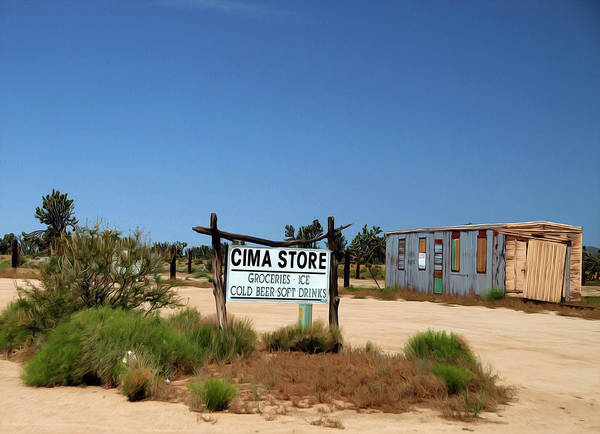 Cima Store  Closed Till Later Poster