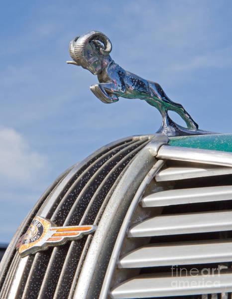 Classic 1937 Dodge Automobile Poster