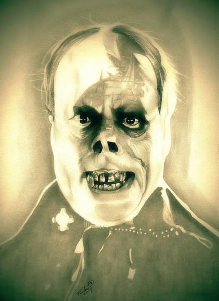 Classic Phantom Of The Opera Poster
