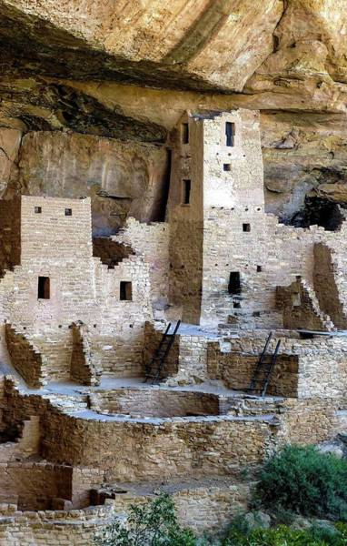 Cliff Palace Mesa Verde Poster