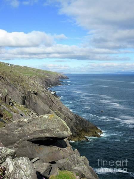 Cliffs Of The Aran Islands Poster