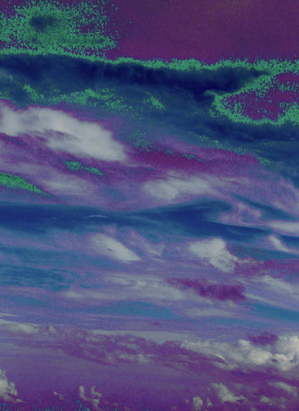 Cloud Fantasia Poster