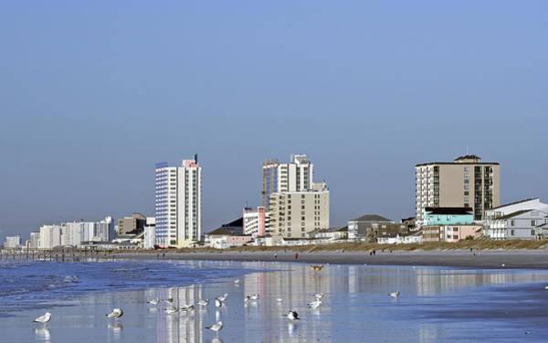 Coastal Architecture Poster