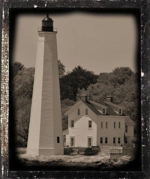 Coastal Lighthouse 2 Poster