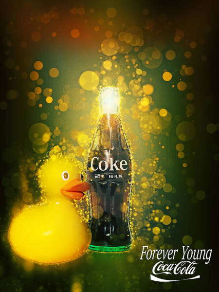 Coca-cola Forever Young 5 Poster