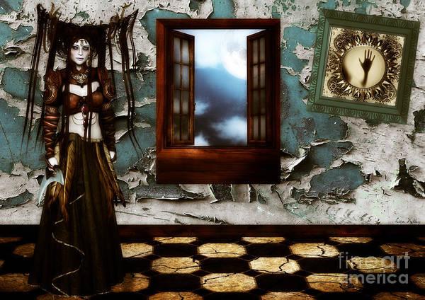 Cogitatione Abstracta Poster