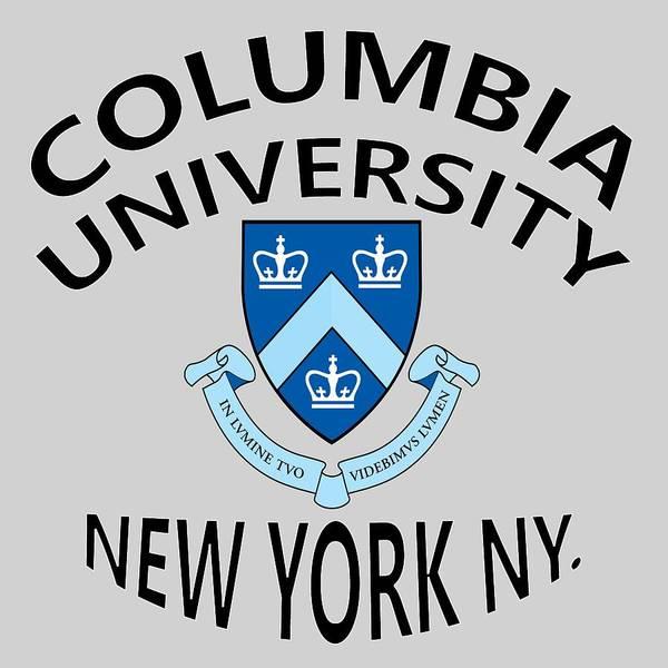 Columbia University New York Poster