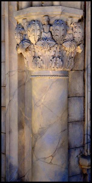Column Decor Poster