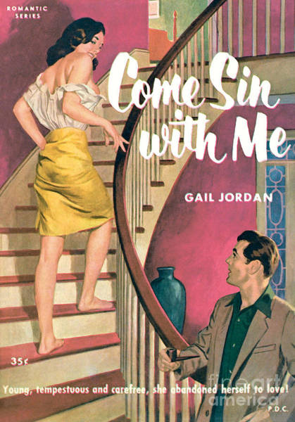 Come Sin With Me Poster