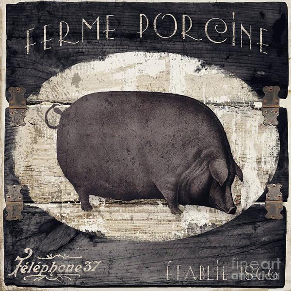Compagne II Pig Farm Poster
