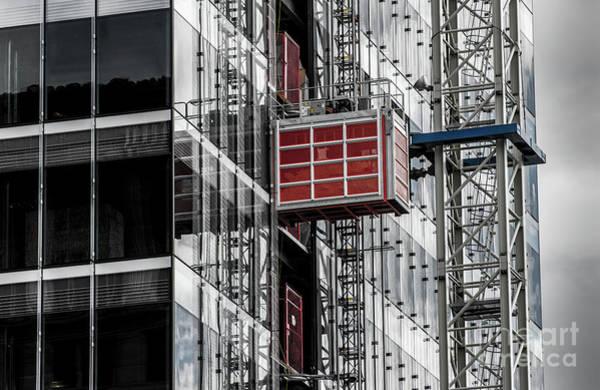 Construction Season Begins - Skyscraper - Utah Poster