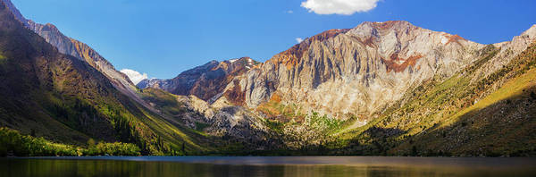 Convict Lake - Mammoth Lakes, California Poster