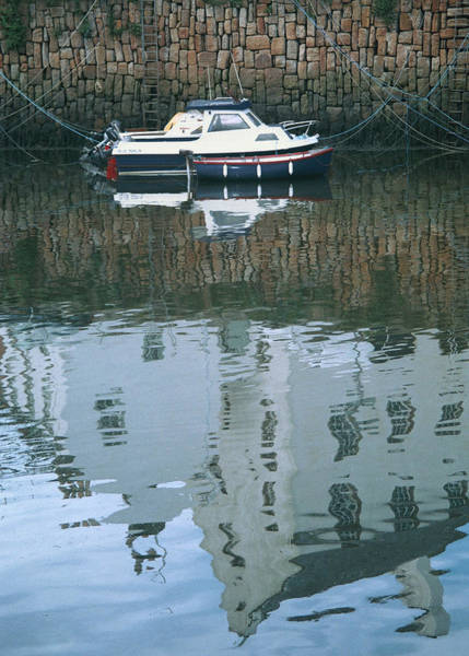 Crail Reflections II Poster