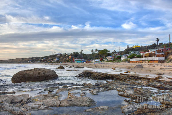 Crystal Cove Beach Cottages Poster