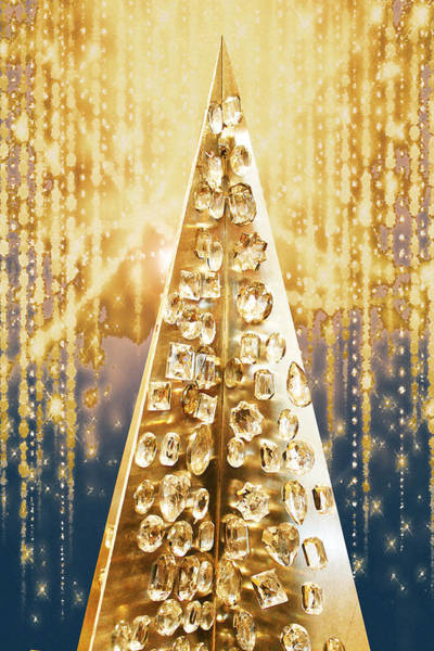 Crystal Tree Poster