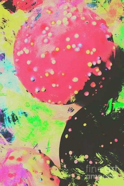 Cup Cake Birthday Splash Poster