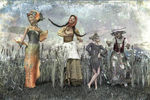 Custom Generations Family Mac Carthaigh  Poster