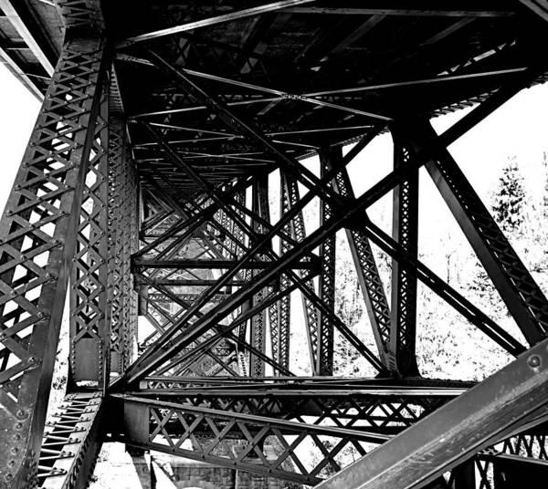 Cut River Bridge Poster