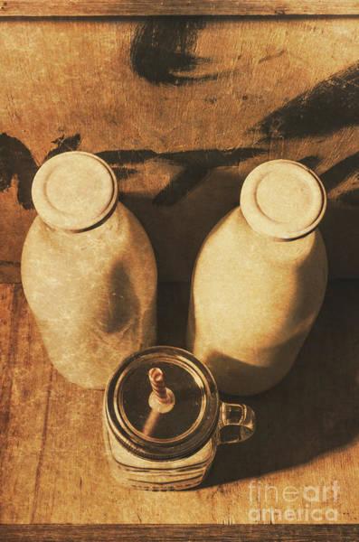Dairy Nostalgia Poster