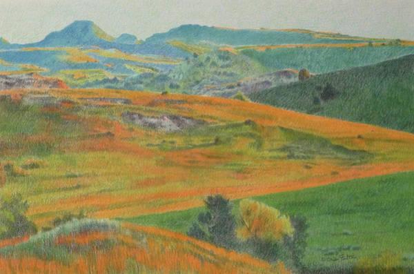 Dakota Prairie Dream Poster
