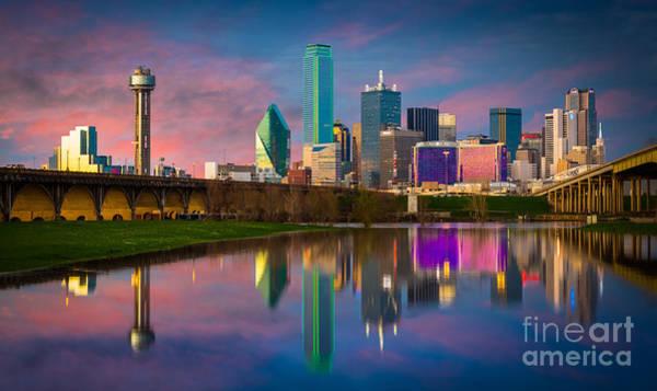 Dallas Twilight Poster