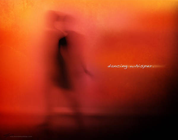 Dancing Whisper Poster