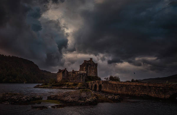 Dark Clouds #h2 Poster