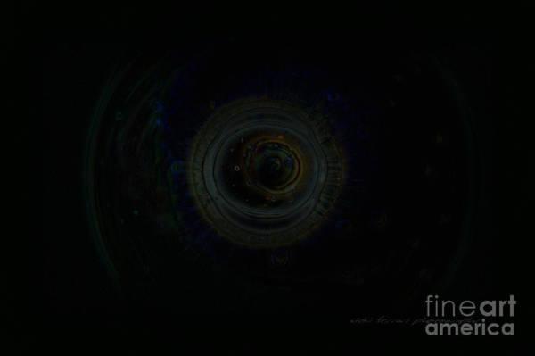Dark Spaces Poster