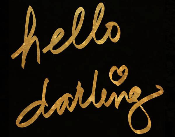 Darling Bella I Poster