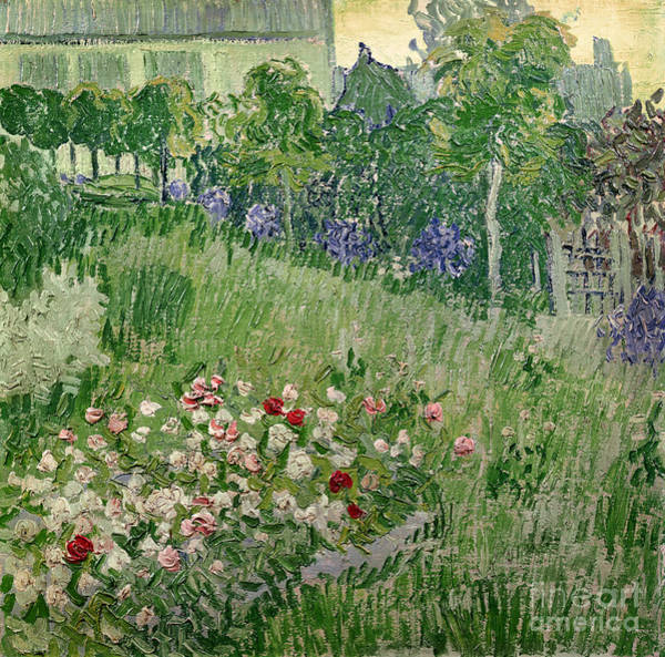 Daubigny's Garden Poster