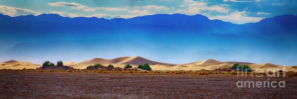 Death Valley Dunes Poster