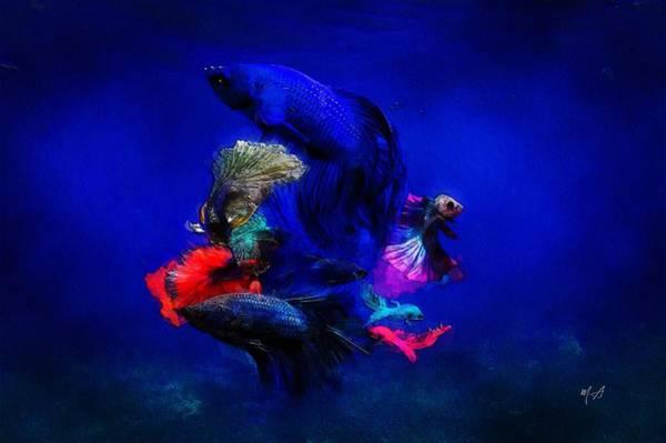 Deep Oceans Poster