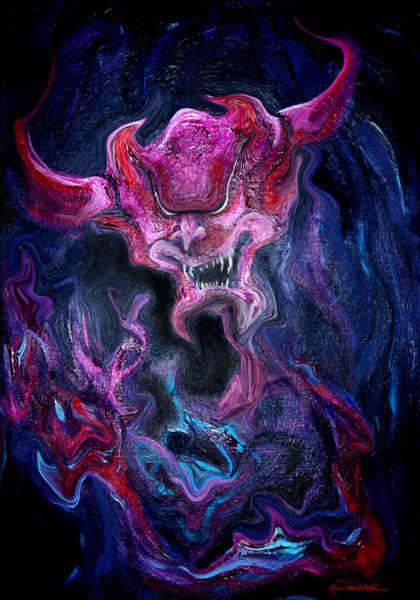 Demon Fire Poster