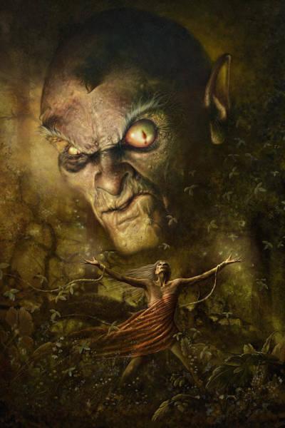 Demonic Evocation Poster