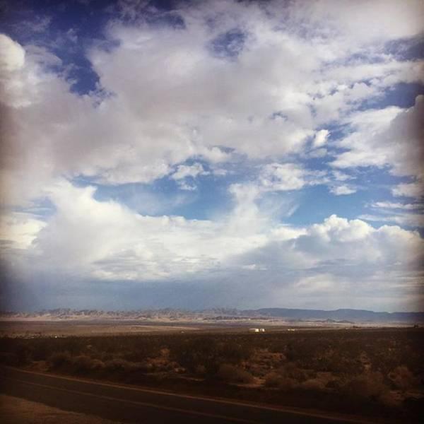 Desert Sky. #mojave #sanbernardino Poster