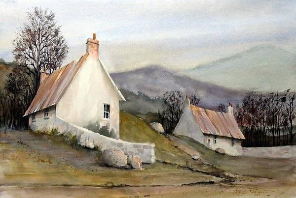 Devonshire Cottage I Poster