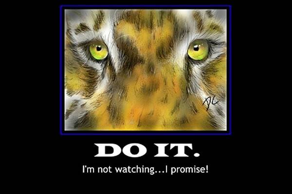 Do It Motivational Poster
