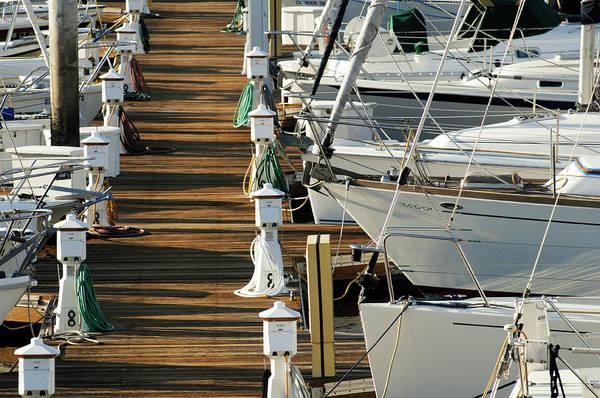 Dock Walk Poster