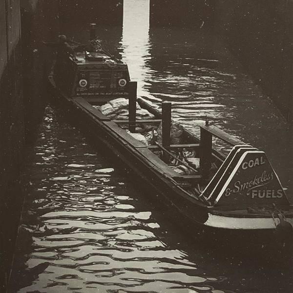 Dockland Daytime  Poster
