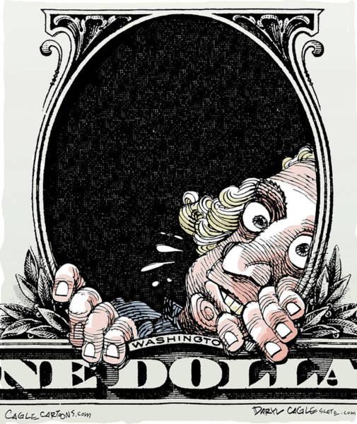 Dollar Fear Poster