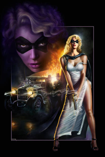 Domino Lady Poster