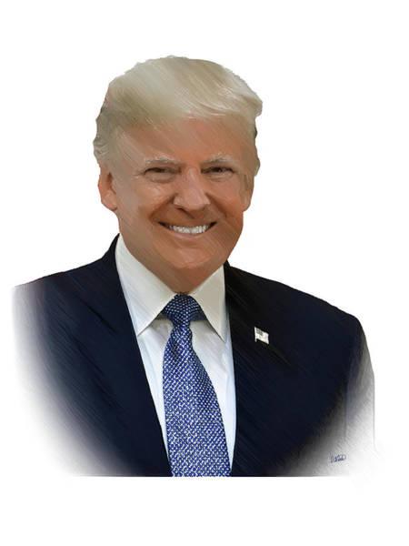 Donald Trump - Dwp0080231 Poster