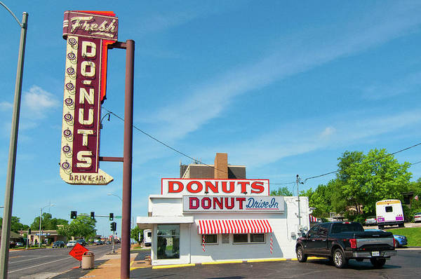 Donut Drive In Poster