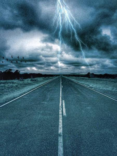 Doomsday Road Poster